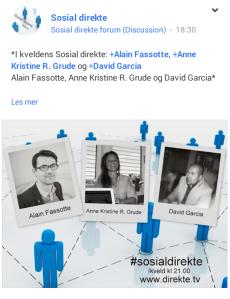 Sosial Direkte